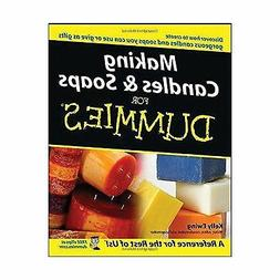 Making Candles and Soaps For Dummies Free Shipping