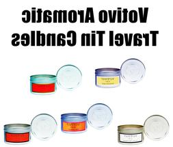 Votivo Multi-Scent Aromatic Travel Tin Candles Red Current T