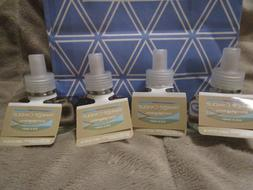 NEW Yankee Candle Lot of 4 Sun and Sand Electric Scent Plug