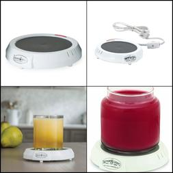 ORIGINAL Candle Warmer Electric Plate for Jar Wax Melts NO O