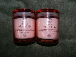 DW Home Peony Bloom Candle 8.5oz Jar x 2