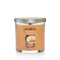 Yankee Candle Pumpkin Pie Small Single Wick Tumbler Candle,