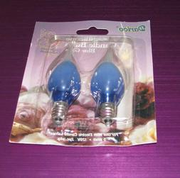 CWI Collection Red Silicone Candle Bulbs 5 Watts 120V