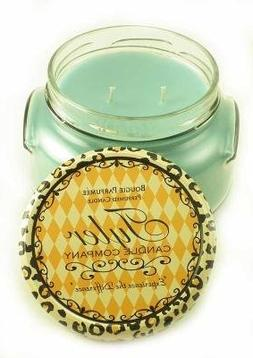 1 X Resort Tyler 22 oz Large Scented 2-Wick Jar Candle