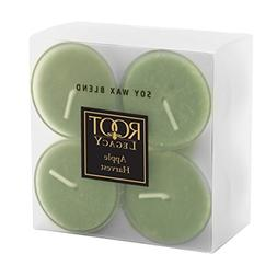 Root Scented Tealight Candles, Box of 8, Apple Harvest