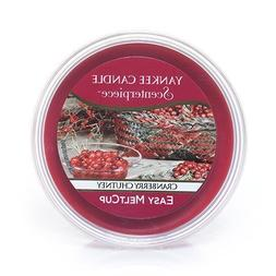Yankee Candle Cranberry Chutney Scenterpiece Easy MeltCup, F