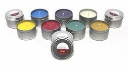 Signature Soy Candle - Assorted colors and fragrances