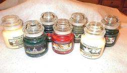 Yankee Candle Small Jar Candles, Assorted,  You Pick, Mix &