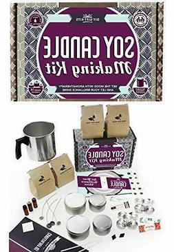 Soy Candle Making Kit For Adults 49 Piece Set Become A Maker