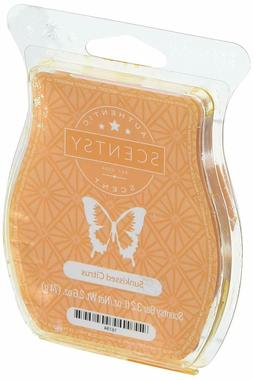 Scentsy SUNKISSED CITRUS Wickless Candle Tart Warmer Wax