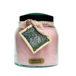 A Cheerful Giver Very Berry Beckah Boo Papa Jar Candle, 34-O