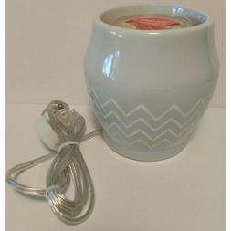 NEW LOWER PRICE!!  Yankee Candle  Wax Warmer with timer blue