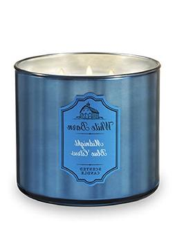 Bath and Body Works White Barn 3 Wick Scented Candle Midnigh